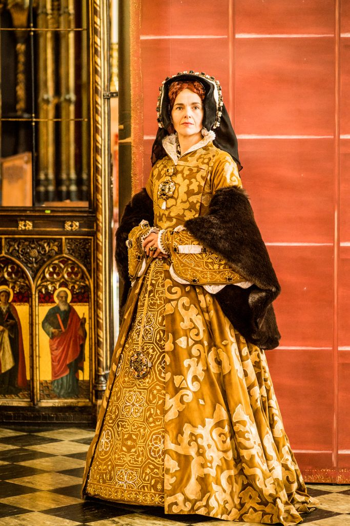Clare McCaldin as Mary I